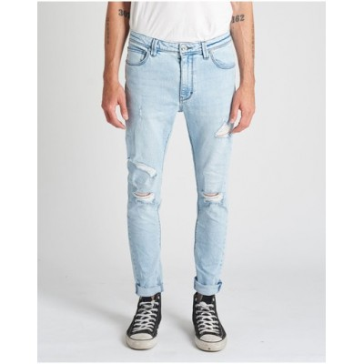 Abrand Men A Dropped Skinny Jean Ace Shred Eco - Jeans ILMVZZF