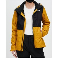 The North Face Women Arrowood Triclimate Jacket Citrine Yellow & TNF Black - Coats & Jackets Recommendations BSBLVBO
