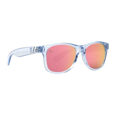 Blenders Blissful Rose Sunglasses CRYS BLUE / PINK MIRROR for Women The Most Popular GSJOMSN