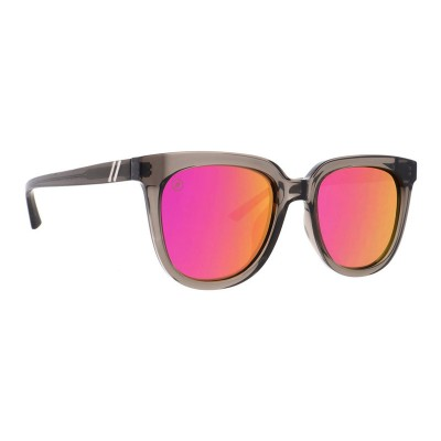 Blenders Ghost Lady Sunglasses CRYSTAL GREY / HOT PINK MIRROR for Women In Sale PHPKFUK