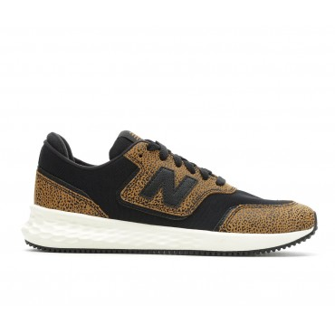 Women's New Balance X70 Sneakers Blk/Brn/Animal Business Casual Selling Well 1QHUI9673