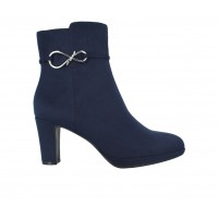 Women's Impo Vince Booties Midnight Blue Formal 2021 ACO6I7708