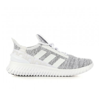 Men's Adidas Kaptir 2.0 Running Shoes White/White Formal Clearance Sale H4AMY5421