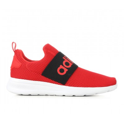 Men's Adidas Lite Racer Adapt 4.0 Primegreen Slip-On Sneakers Red/Red/Black Going Out 6GCHO1686