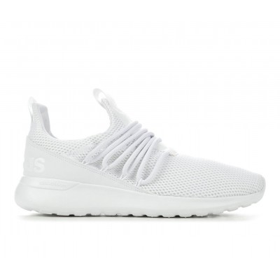Men's Adidas Lite Racer Adapt V3 Sneakers White/White/Gry Business Casual SS1ZL3251