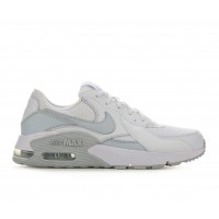 Men's Nike Air Max Excee Sneakers White/Gry/White Formal New 8DVT09880