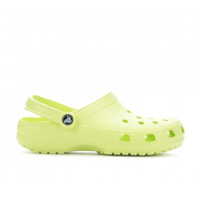 Adults' Crocs Classic Clogs Lime Zest Business Casual lifestyle YW4EE5961