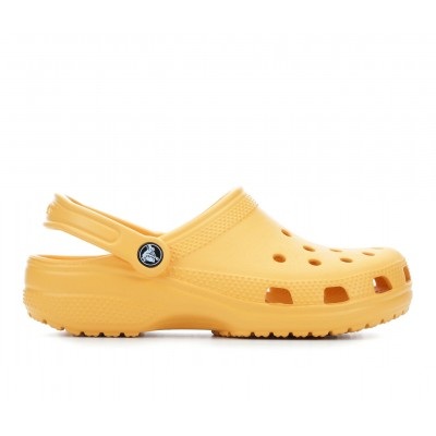 Adults' Crocs Classic Clogs Orange Sorbet Going Out NW5DZ5611