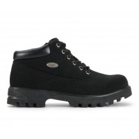 Men's Lugz Empire Water Resistant Boots Black hot topic IC74Q3577
