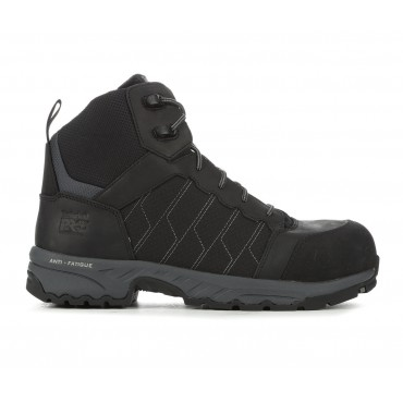Men's Timberland Pro A27JB Payload Comp Toe Work Boots Black YGPFV2075